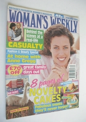 <!--1993-07-27-->Woman's Weekly magazine (27 July 1993)