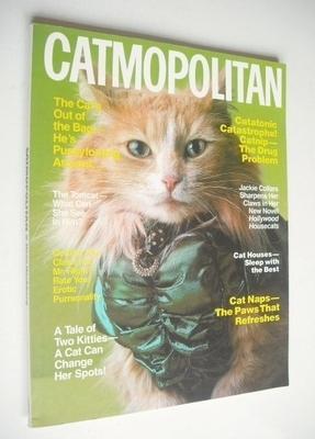 Catmopolitan magazine (1987)