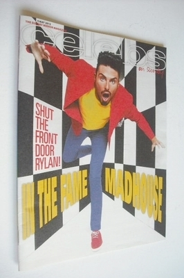 <!--2013-05-05-->Celebs magazine - Rylan Clark cover (5 May 2013)