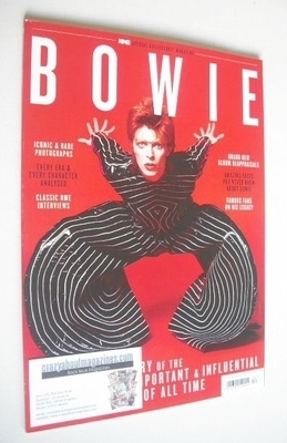 <!--2013-04-->NME Special Collectors' Magazine - David Bowie (Spring 2013)