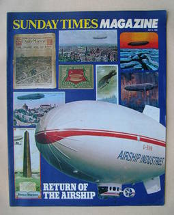 <!--1982-07-04-->The Sunday Times magazine - 4 July 1982