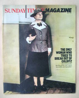 <!--1982-05-09-->The Sunday Times magazine - 9 May 1982