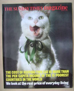 <!--1986-08-10-->The Sunday Times magazine - 10 August 1986