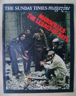 <!--1974-01-06-->The Sunday Times magazine - Marseilles: The Legacy of Hate