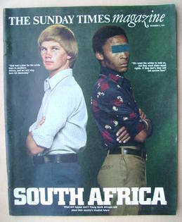 <!--1976-12-05-->The Sunday Times magazine - 5 December 1976