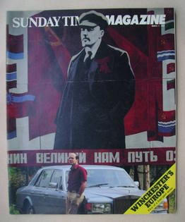 <!--1984-03-11-->The Sunday Times magazine - 11 March 1984