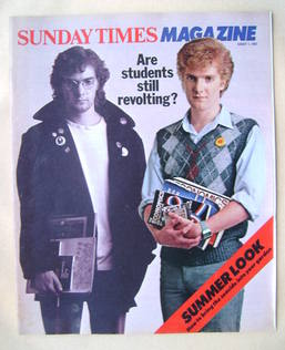 <!--1982-08-01-->The Sunday Times magazine - 1 August 1982