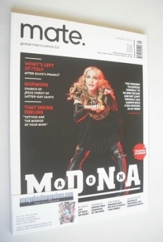 Mate magazine - Madonna cover (Spring 2012)