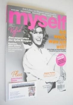 Myself magazine - Kylie Minogue cover (October 2012)