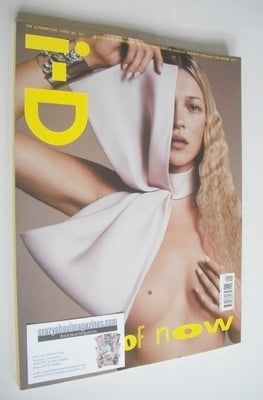 <!--2013-03-->i-D magazine - Kate Moss cover (Pre-Spring 2013 - Issue 323 -