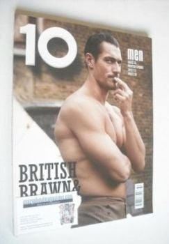 Ten magazine - Winter 2012/Spring 2013 - David Gandy cover (Men's Edition)