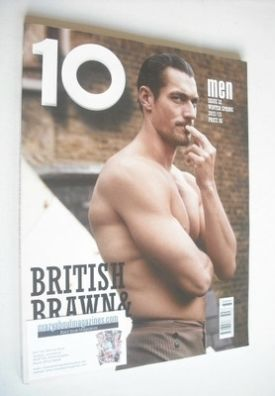 <!--2012-12-->Ten magazine - Winter 2012/Spring 2013 - David Gandy cover (M