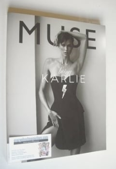 Muse magazine - Spring 2013 - Karlie Kloss cover