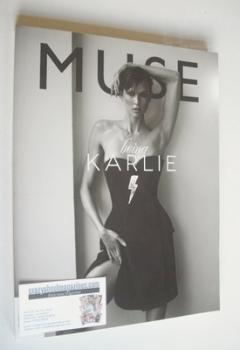 <!--2013-04-->Muse magazine - Spring 2013 - Karlie Kloss cover