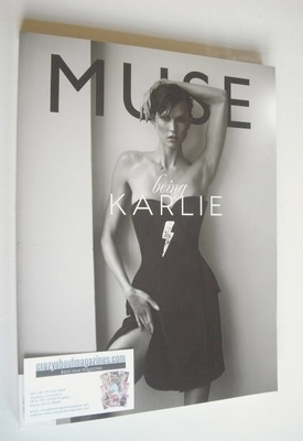 <!--2013-04-->Muse magazine - Spring 2013 - Karlie Kloss cover