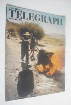 The Daily Telegraph magazine - The New Imperialists cover (5 January 1973)