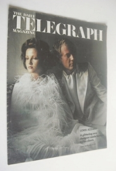 The Daily Telegraph magazine - Loris Azzaro cover (22 December 1972)