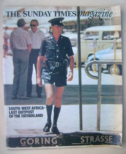 <!--1975-03-16-->The Sunday Times magazine - 16 March 1975