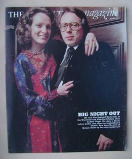 <!--1976-08-01-->The Sunday Times magazine - Mr and Mrs Raphael Kozlowski c