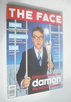 The Face magazine - Damon Albarn cover (September 1995 - Volume 2 No. 84)