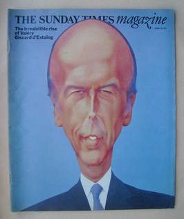 <!--1975-03-30-->The Sunday Times magazine - 30 March 1975