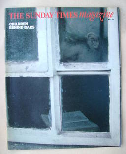 <!--1976-05-09-->The Sunday Times magazine - Children Behind Bars cover (9
