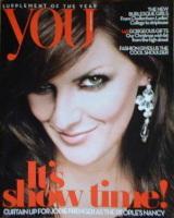 <!--2008-11-16-->You magazine - Jodie Prenger cover (16 November 2008)