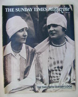 <!--1975-04-06-->The Sunday Times magazine - 6 April 1975