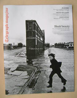 <!--2013-08-17-->Telegraph magazine - Bleak Beauty cover (17 August 2013)