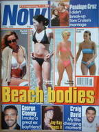 Now magazine - Beach Bodies cover (2 May 2001)
