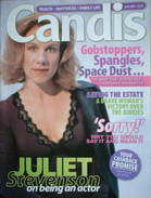 Candis magazine - August 2005 - Juliet Stevenson cover