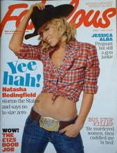 <!--2008-04-13-->Fabulous magazine - Natasha Bedingfield cover (13 April 20