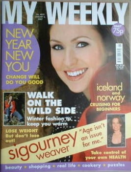 My Weekly magazine (6 January 2007)