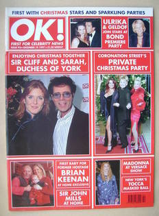 <!--1997-12-19-->OK! magazine (19 December 1997 - Issue 90)