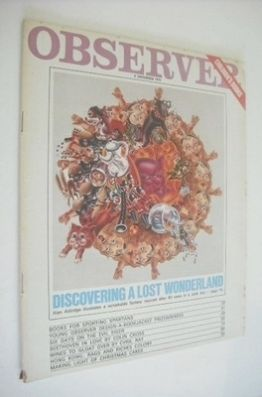 <!--1970-12-06-->The Observer magazine - Discovering A Lost Wonderland cove