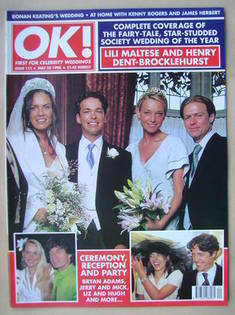 <!--1998-05-22-->OK! magazine (22 May 1998 - Issue 111)