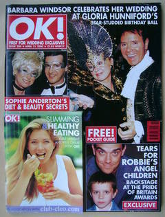 <!--2000-04-21-->OK! magazine (21 April 2000 - Issue 209)