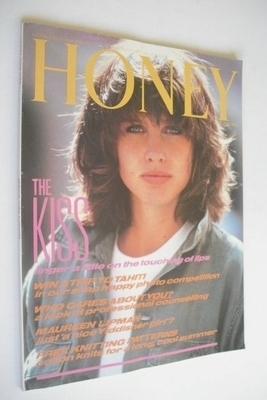<!--1983-06-->Honey magazine - June 1983