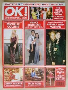 <!--1997-12-12-->OK! magazine (12 December 1997 - Issue 89)