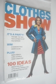Clothes Show magazine - December 1991