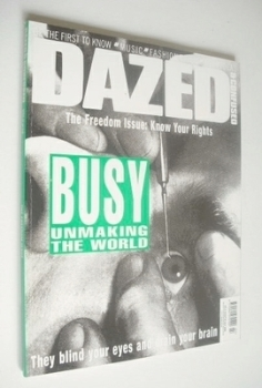 Dazed & Confused magazine (July 2006 - The Freedom Issue)