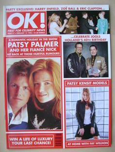 <!--1998-02-13-->OK! magazine (13 February 1998 - Issue 97)