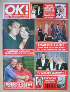 <!--1997-10-24-->OK! magazine 24 October 1997 (Issue 82)