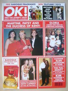 <!--1997-12-05-->OK! magazine (5 December 1997 - Issue 88)