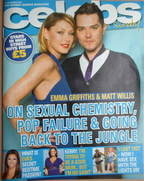 <!--2007-11-11-->Celebs magazine - Matt Willis & Emma Griffiths cover (11 N