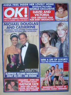 <!--1999-10-01-->OK! magazine (1 October 1999 - Issue 181)