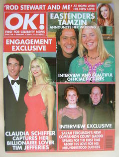 <!--2000-02-04-->OK! magazine (4 February 2000 - Issue 198)