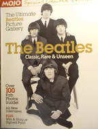 "MOJO Limited Edition magazine - The Beatles ""Classic, Rare & Unseen"""