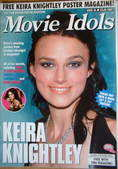 Movie Idols poster magazine - Keira Knightley