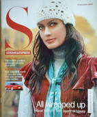<!--2004-12-05-->Sunday Express magazine - 5 December 2004